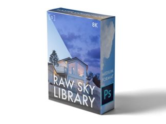 Master Collection – Medium Format Sky Library